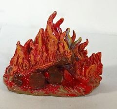 PLANTEGNET, FIRE1, 1/30, BONFIRE (UNBOXED)
