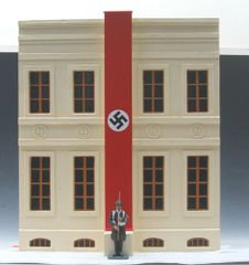 """KING AND COUNTRY, LAH043, 1/30, HEADQUARTERS ANNEX, (BOXED) additional shipping applies, """"On Hold"""""""