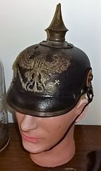 Painted Head to fit your Helmet or Hat