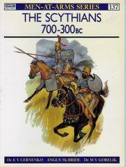 OSPREY, 1300's #137, The Scythains 700BC - 300 AD