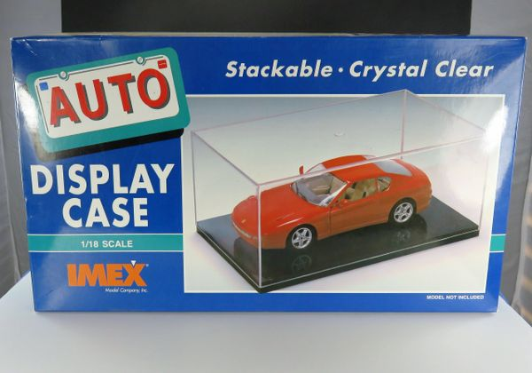 IMEX Auto Display Case (1/18th)