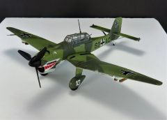Armour Collection JU 87 B Stuka (1/48th scale) additional shipping applies