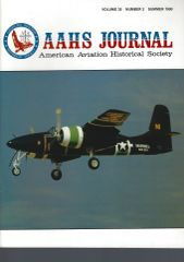 AAHS JOURNAL, AMERICAN AVIATION HISTORICAL SOCIETY, VOL. 35, NO. 2