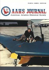 AAHS JOURNAL, AMERICAN AVIATION HISTORICAL SOCIETY, VOL. 38, NO. 4