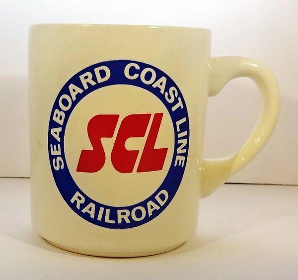 CUP, TRAIN, SEABOARD COAST LINE