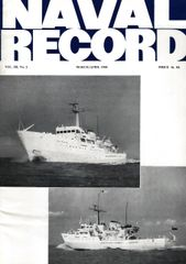 NAVAL RECORD, VOL. III, NO. 2
