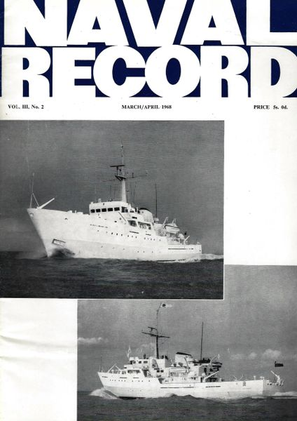 NAVAL RECORD, VOL. III, NO. 2