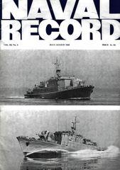 NAVAL RECORD, VOL. III, NO. 4