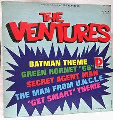 RECORD, THE VENTURES, BATMAN, GREEN HORNET ETC.