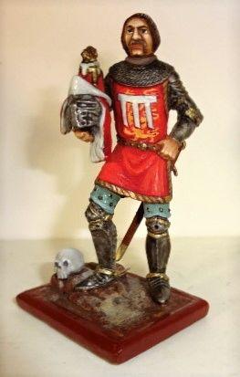 Saint Petersburg, SPAW1, 1/32, Duke of Lancaster 1346 (UNBOXED)