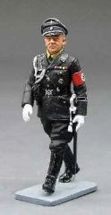 KING AND COUNTRY, LAH059, 1/30, ALGEMEINE SS OFFICER MARCHING, (BOXED)