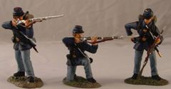 CONTE, ACW57100, 1/32, 2ND PENNSYLVANIA REG'T FIRING, (BOXED) (2 AVAILABLE)