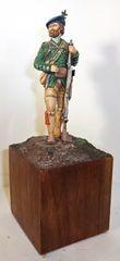 Military Miniature, Rogers Ranger, 1756 (2)