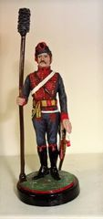 Tradition, TRAD2, 1/32, French Artilleryman 1812 (UNBOXED)