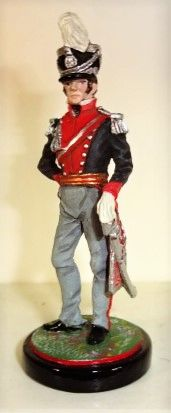 Tradition, TRAD1, 1/32, British light Dragoon 1812 (UNBOXED)