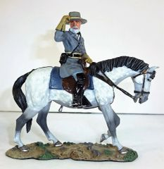 KING AND COUNTRY, CW011, 1/30, GENERAL ROBERT E. LEE, (BOXED)
