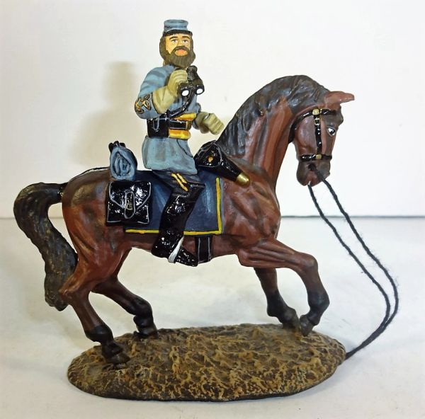 KING AND COUNTRY, ACW13, 1/30, GENERAL STONEWALL JACKSON, (BOXED)