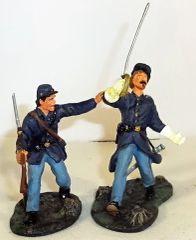 BRITAINS, 00278, 1/32, 2ND PENNSYLVANIA, (BOXED)