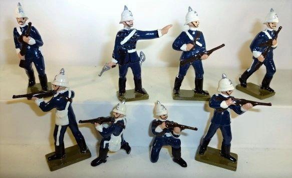 Dorset Wessex, Zulu 12, 1/32, Natal Carabineers, 1879, (Boxed)