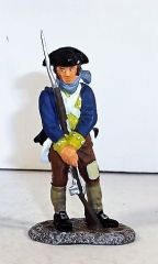 BRITAINS, 17163, 1/32, AMERICAN REVOLUTION VALLEY FORGE AMERICAN, (BOXED)