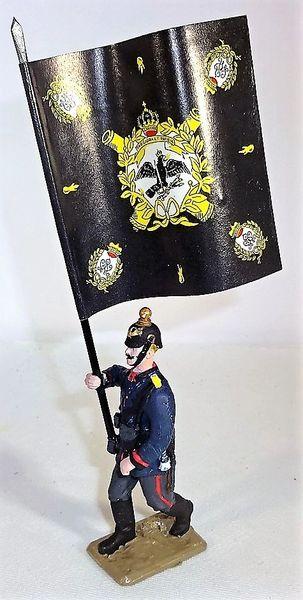 QUARTERMASTER CORP, ARTY1, 1/32, GERMAN 69TH LORTHRINGEN FIELD ARTILLERT REG'T. 1900, (UNBOXED)
