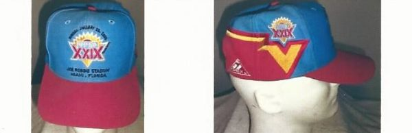 Super Bowl XXIX Cap