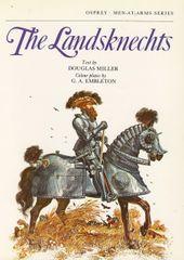 OSPREY, 1400'S, NO #, THE LANDESKNECHTS