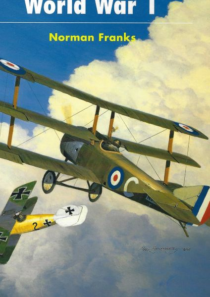 OSPREY, 1910'S, ACES #62, SOPWITH TRIPLANE ACES OF WORLD WAR