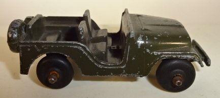 Midge Toys US Jeep 2