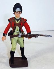 DEL PRADO, 1, 1/32, BRITISH GRENADIER (UNBOXED)