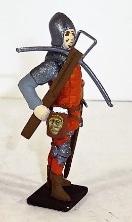 IMRIE RISLEY, IRCB 1, FRENCH CROSSBOWMAN, (UNBOXED)