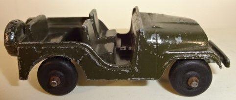 Midge Toys, US Jeep 1