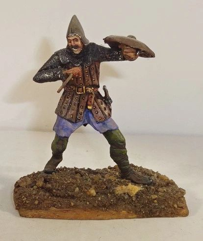 CARL HOEGERMEYER, 1/32, FRENCH MAN AT ARMS 1346, (UNBOXED)