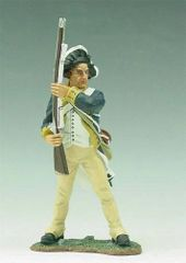 KING AND COUNTRY, 1/30, CONTINENTAL 1ST NEW YORK REG'T, AR040, (BOXED) (2 AVAILABLE)
