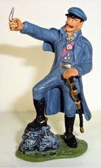 Britains, 17263, 1/32, Field Marshal Blucher, 1815, (Unboxed)