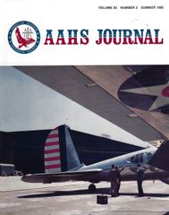 AAHS JOURNAL, AMERICAN AVIATION HISTORICAL SOCIETY, VOL. 30, NO. 2