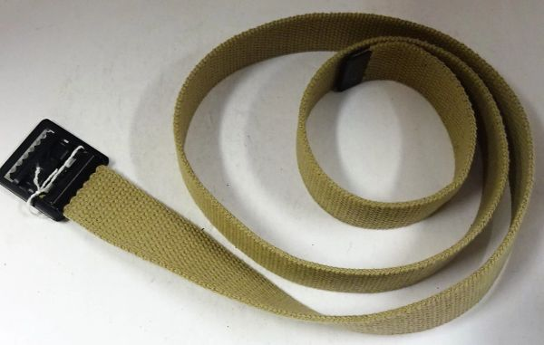 "US ARMY ENLISTED MANS PISTOL BELT, 1 1/4"" WIDE X 44"" LG"