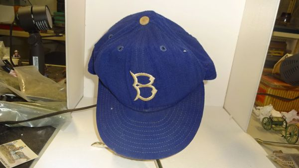 BASE BALL CAP, BROOKLYN DODGERS