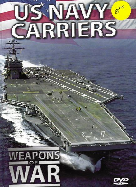 DVD, US NAVY CARRIERS