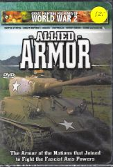 DVD, ALLIED ARMOR OF WORLD WAR 2