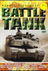 DVD, BATTLE TANK, MODERN LAND WARFARE