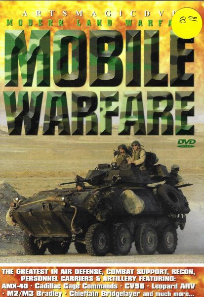 DVD, MOBILE WAREFARE, MODERN LAND WARFARE