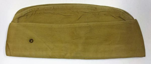 U S ARMY WORLD WAR TWO, FORE & AFT CAP