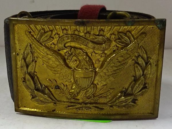 "CIVIL WAR, REPRODUCTION, BELT, #2, 1 3/4"" WIDE X 36"" LG"