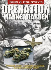 KING AND COUNTRY, BOOKLET, OPERATION MARKET GARDEN