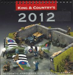 King and Country Calendar, #2012