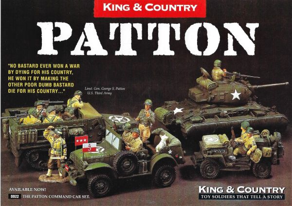 KING AND COUNTRY, BOOKLET, D-DAY, 2
