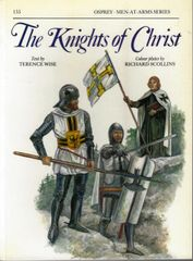 OSPREY, 1000'S, #155, THE KNIGHTS OF CHRIST
