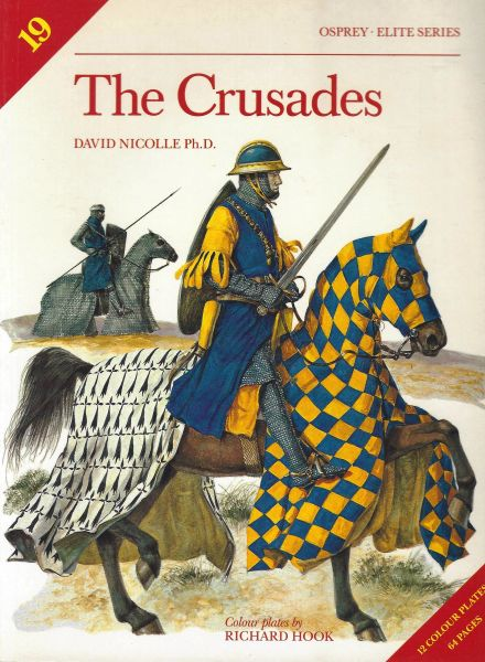 OSPREY, 1000'S, #19, THE CRUSADES