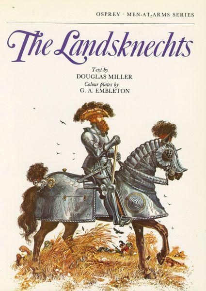 OSPREY, 1500's, NO #, THE LANDESKNECHTS